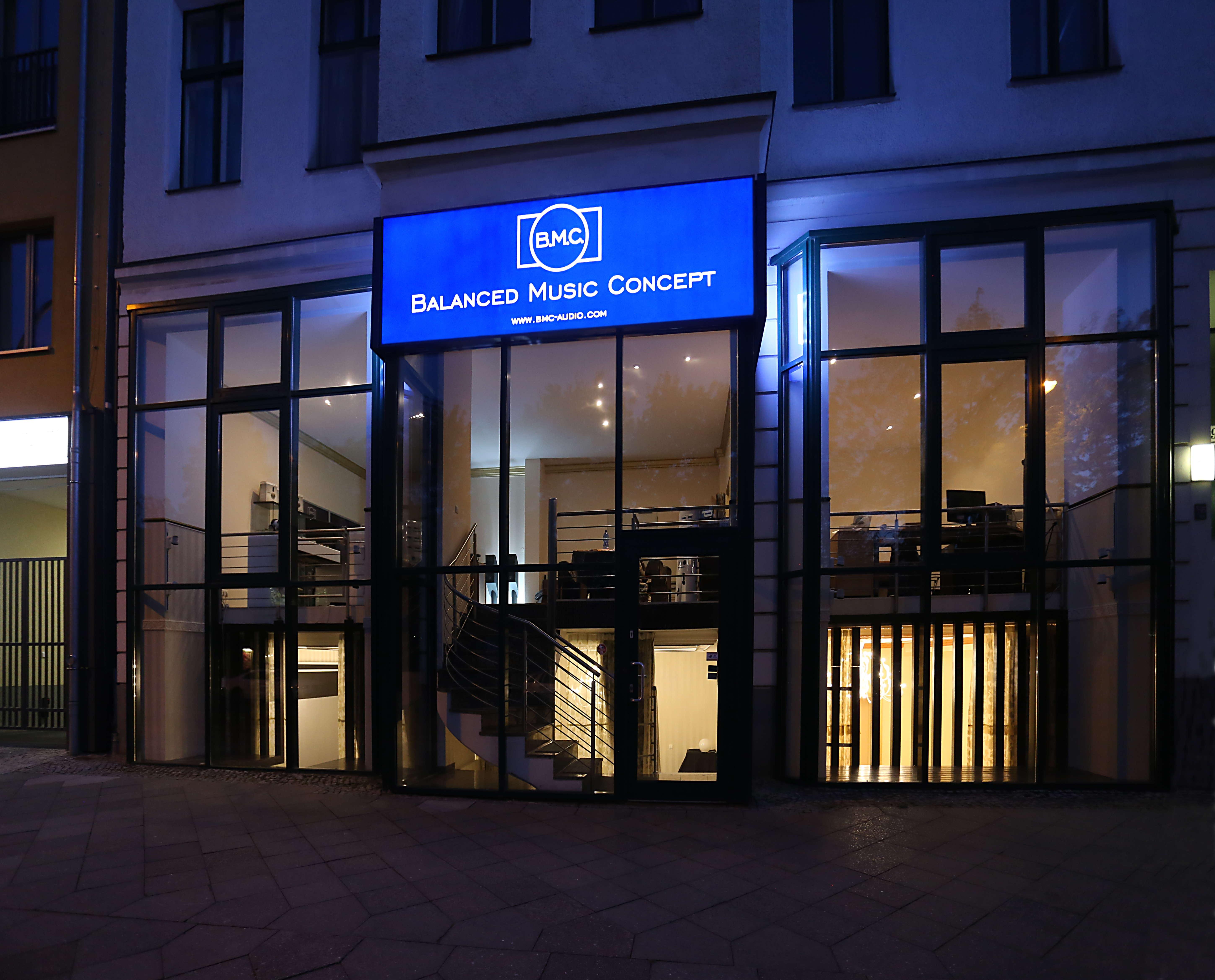 B.M.C. Brand Store